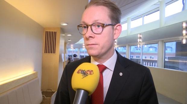 """Tobias Billström om antisemitismen: """"Allvarlig fråga att uppklarningsprocenten är låg"""""""