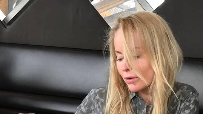 Hollywoodfrun Åsa Vesterlund, som nu bor i Florida, har flytt till Europa. Foto: Privat