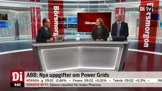 ABB: Nya uppgifter om Power Grids
