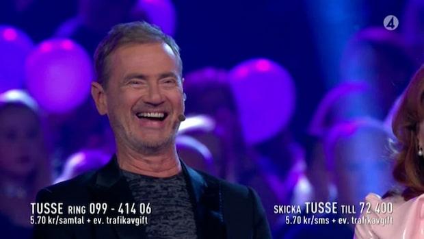 """Björkmans löfte till Tusse mitt i """"Idol"""""""