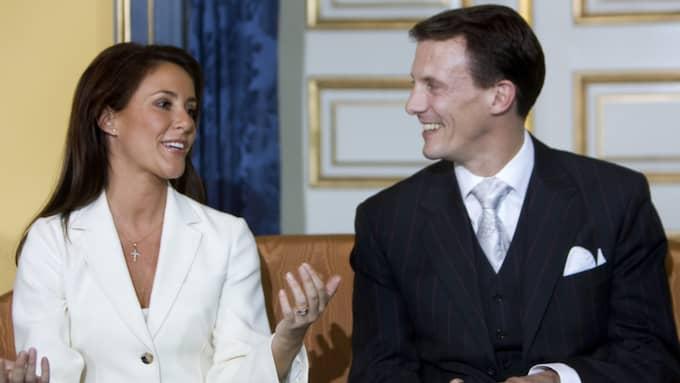 Nu kanske prinsen får mer tid över till sin fru, prinsessan Marie. Foto: Thorkild Amdi