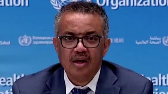 WHO:s oro – länderna behöver sköta sig