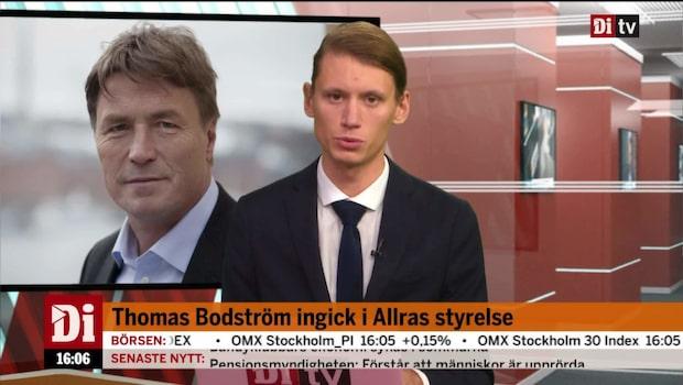 "Bodström: ""Inga synpunkter på andras åsikter"""