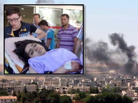 Minst hundra doda i hama massaker