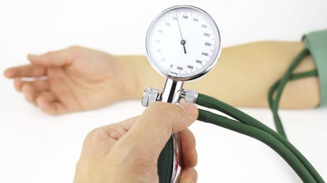 vad är normalt blodtryck hos äldre