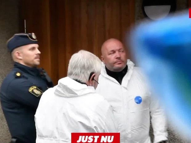 Kvinna misstänkt mördad i Trelleborg