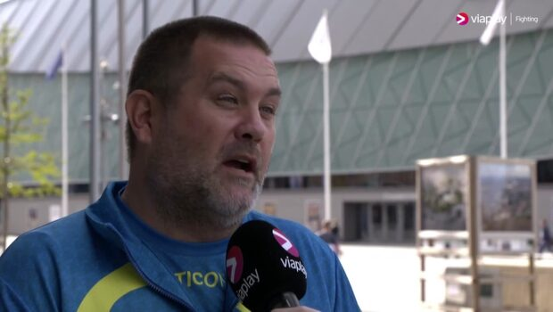 """Pappa Skoglund inför fajten: """"Det är galet"""""""