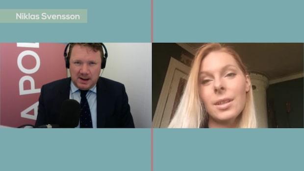 Bara politik: Intervju med Hanna Wigh