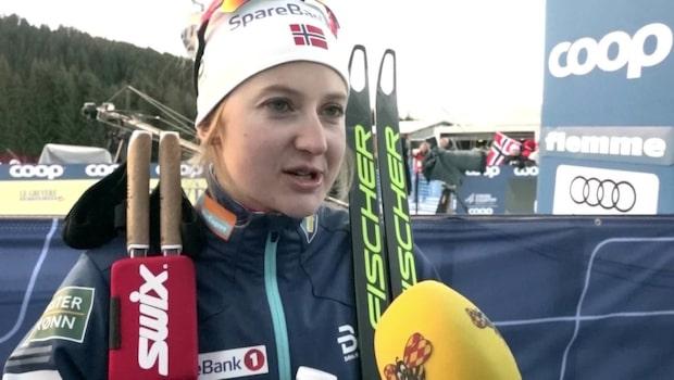 """Flugstad Östberg: """"Det var kaos"""""""
