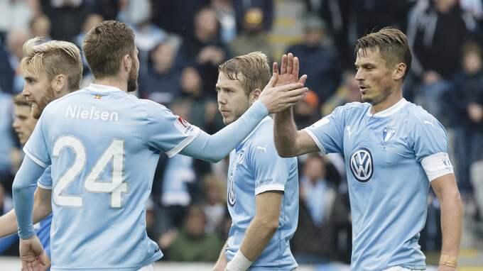 En spelare i Halmstad erbjöds en stor summa pengar för att påverka händelser i matchen mot Malmö FF förra helgen. Foto: CHRISTER THORELL/IBL