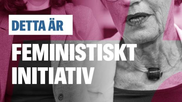 Detta är Feministiskt initiativ