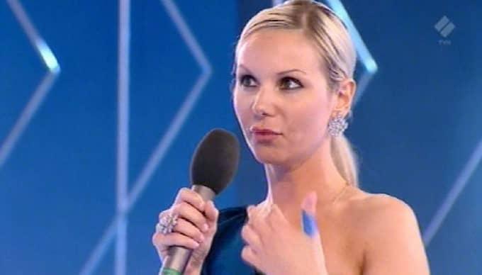 """Katerina Kazelis klarade sig inte kvar i """"Big brother"""". På söndagen blev hon utröstad av tittarna. Foto: TV11"""