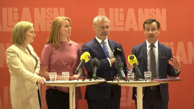"""K-G Bergström alliansens siffror: """"Kan mycket väl spricka i två delar"""""""