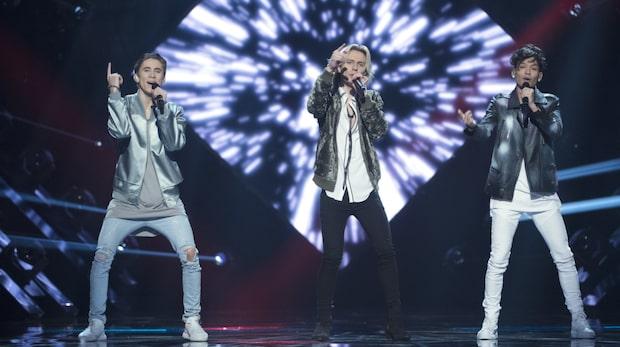 FO&O behöver säkerhetslinor under medverkan i Melodifestivalen