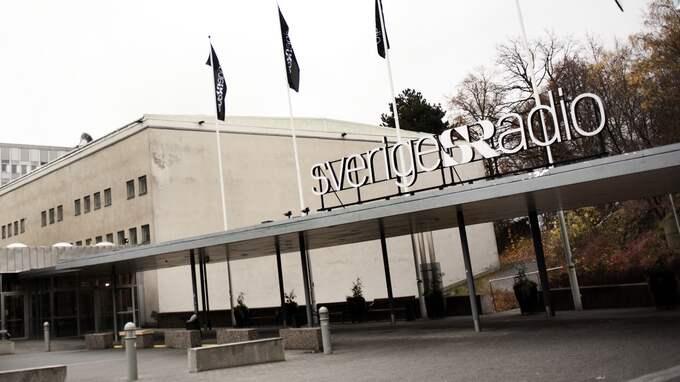 Radiohuset i Stockholm. Foto: ANNA-KARIN NILSSON/EXPRESSEN