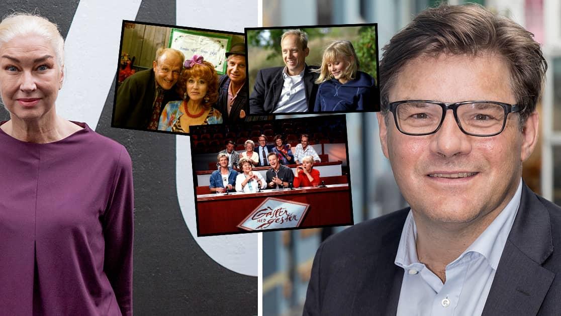 Mitt i coronakrisen – SVT gör om i tablån