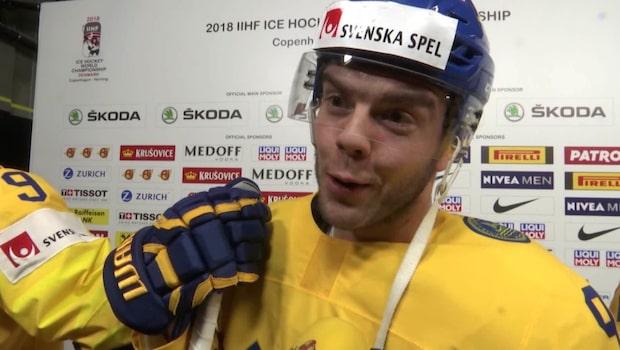 """TV: Pääjärvi: """"Stängde ner dem bra i dag"""""""