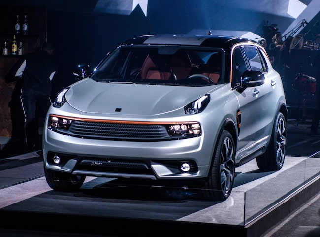 Det kan visa sig svårt att lansera Volvos syskonbil Lynk&Co i USA.