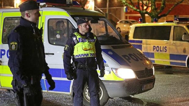Nytt kaos i utsatta området – stenkastning mot polis
