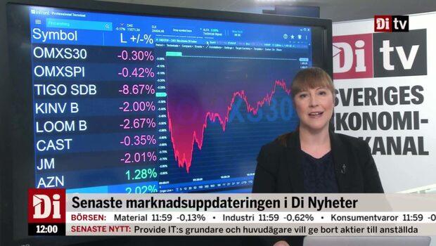 Di Nyheter: Millicom ner efter avslutat budsamtal