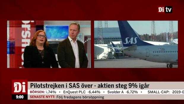 SAS-strejken är över - dyr historia för bolaget