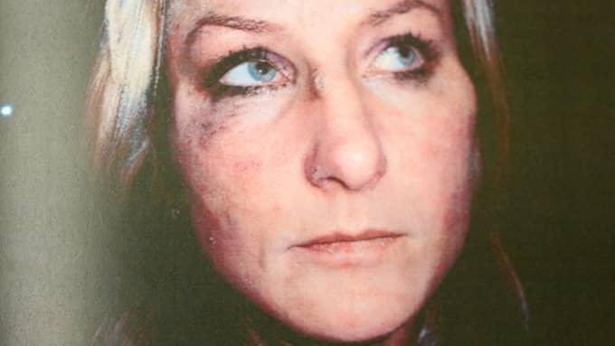 Martina Kveldstad, 41, är dömd till livstids fängelse för mord på sin mamma och en 53-årig kvinna. Foto: LARS ANDERSSON / LARS ANDERSSON EXPRESSEN