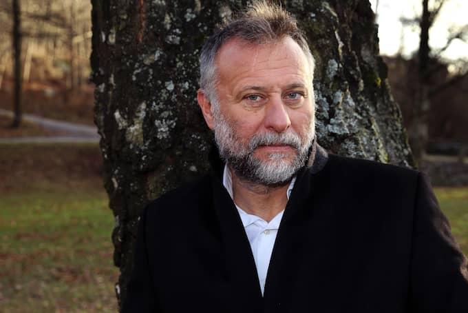 Folkkäre skådespelaren Michael Nyqvist har gått bort, 56 år gammal. Foto: CORNELIA NORDSTRÖM