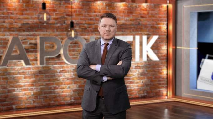 """Se """"Bara politik – med Niklas Svensson"""" i kväll klockan 19.00 i Expressen TV. Foto: Olle Sporrong"""