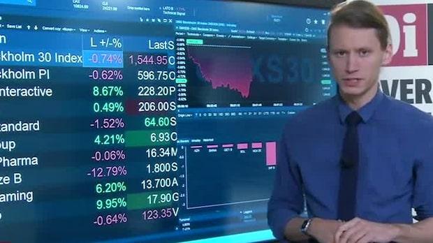 Börsöppning: Negativ öppning - Paradox rusar på rapport