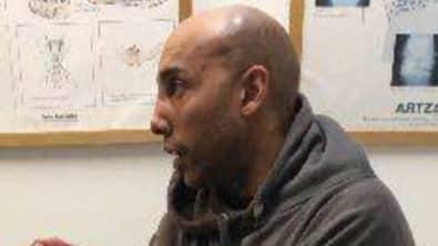 Stefan Ericsson, 42, dömdes under måndagen till tolv års fängelse för mord Foto: Polisen