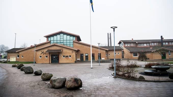 Ölyckeskolan i Löberöd Foto: CHRISTIAN ÖRNBERG