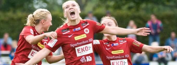 Margret Lara Vidarsdottir.