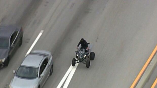 Motorcyklisterna tar över Floridas gator