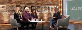TV: Extrainsatt avsnitt av Bara politik