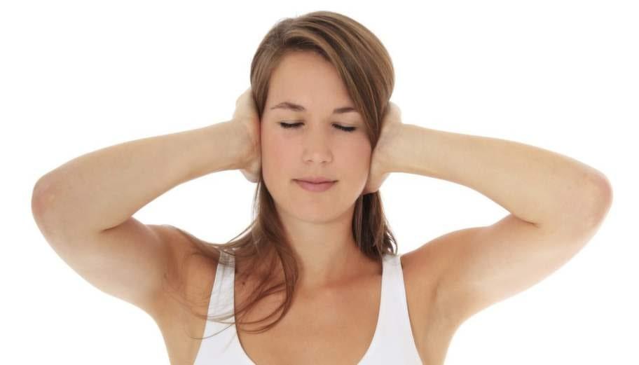 lock för örat stress