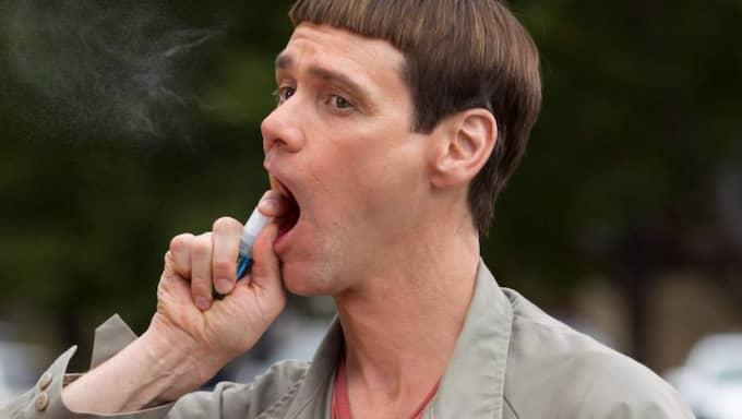 """Jim Carrey i """"Dum och dummare 2""""."""
