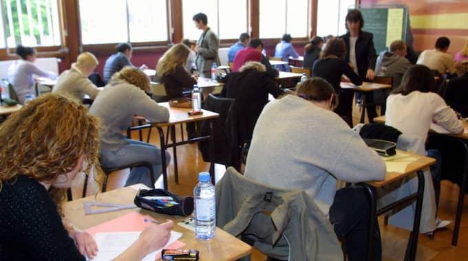 De minst attraktiva kvinnorna fick ett betyg som var i snitt 0,067 lägre än resten av studenterna. Foto: Colourbox