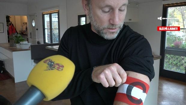 "Peter Jihde inför ""Diabetesgalan"""