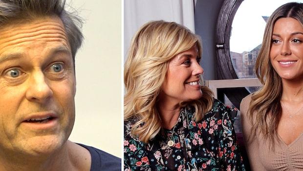 Därför nobbar Niclas Wahlgren Pernillas och Biancas tv-succé