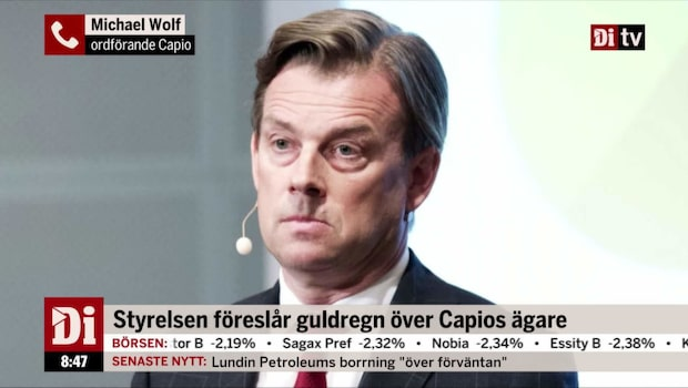 """Wolf: """"Vi har fortfarande resurser för att växa i Norden"""""""