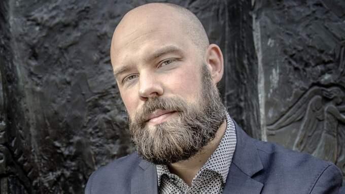 Daniel Suhonen har arbetat som Juholts hemliga talskrivare och rådgivare. Foto: Tommy Pedersen