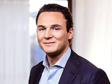 Alexander Ernstberger. Foto: JOHANNA HANNO / JOHANNA HANNO
