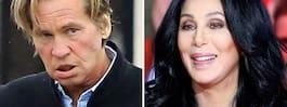 Cher avslöjar relationen  med döende stjärnan