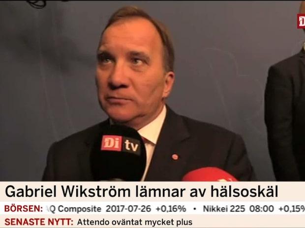 """Statsministern: """"Vi har mycket framför oss"""""""