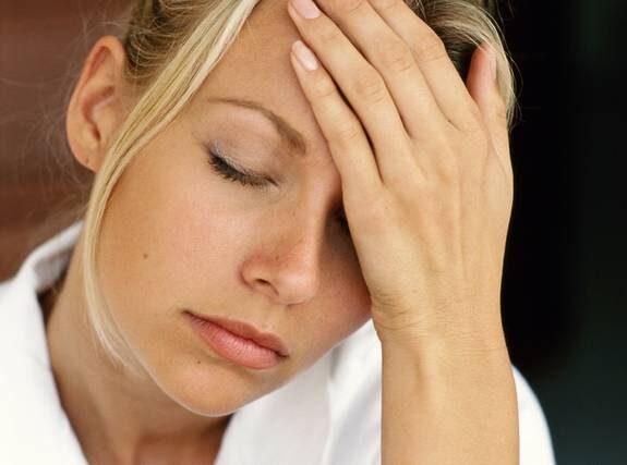 psykisk trötthet symtom