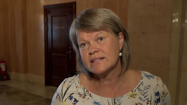 Ulla Andersson (V) om samarbetet med Kristdemokraterna