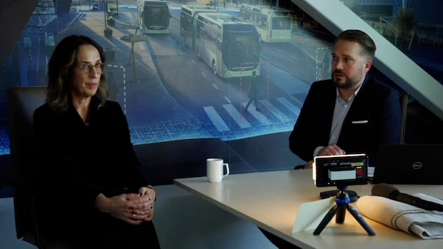 """AB Volvo om fortsatt distansarbete: """"Ser bara möjligheter"""""""