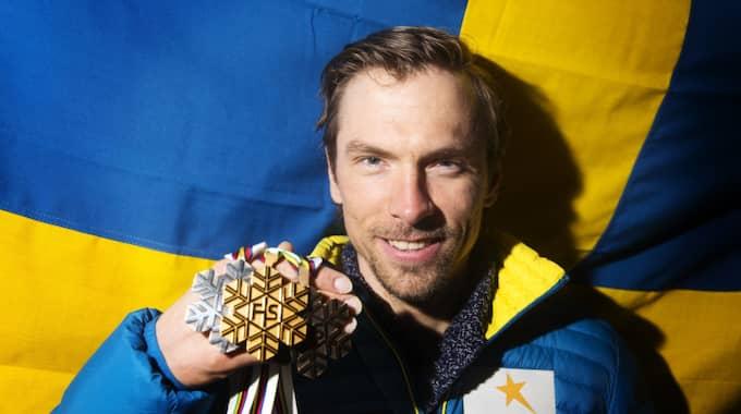 Johan Olsson Foto: Nils Petter Nilsson