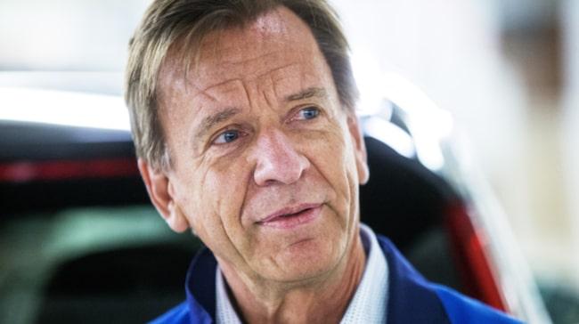 Vd Håkan Samuelsson.
