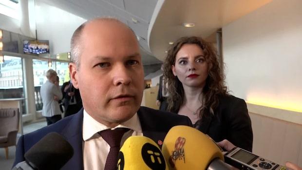 """Morgan Johansson om misstroendeomröstningen: """"Har lagt över 200 lagförslag"""""""